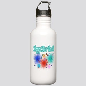 Happy New Year!! Stainless Water Bottle 1.0L