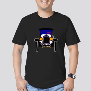 Vintage Cars Men's Fitted T-Shirt (dark)