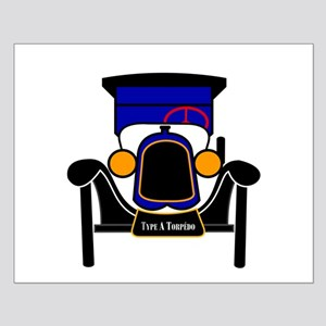 Vintage Cars Small Poster