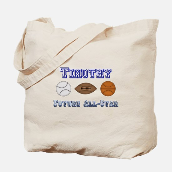 Timothy - Future All-Star Tote Bag
