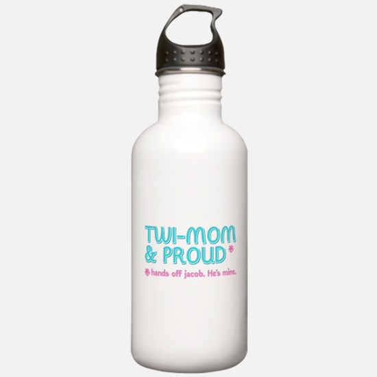 Twi-Mom for Jacob Water Bottle