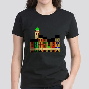 Portofino Inspirations Women's Dark T-Shirt