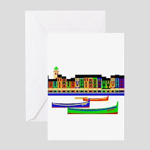 Portofino Inspirations Greeting Card