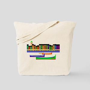 Portofino Inspirations Tote Bag