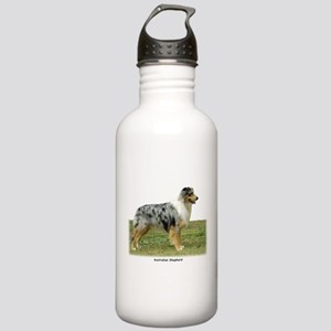Australian Shepherd 9K7D-20 Stainless Water Bottle