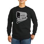 More cowbell Long Sleeve Dark T-Shirt