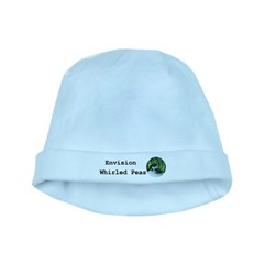 Envision Whirled Peas baby hat