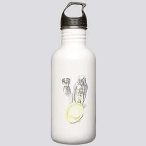 Shaker_Margarita Stainless Water Bottle 1.0L
