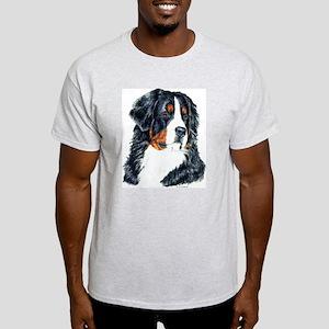 Bernese Mountain Dog Ash Grey T-Shirt