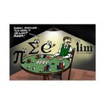 No Limit Poker Mini Poster Print