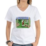Ides of March Women's V-Neck T-Shirt