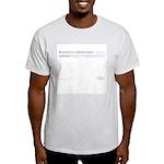 Facebook Relationship Light T-Shirt