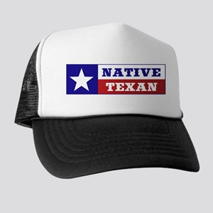 Native Texan Trucker Hat