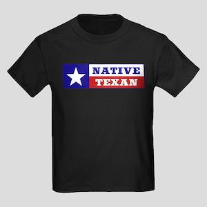 Native Texan Kids Dark T-Shirt