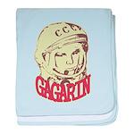 Gagarin baby blanket