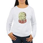 Gagarin Women's Long Sleeve T-Shirt