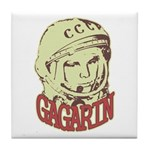 Gagarin Tile Coaster