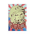 Gagarin Rectangle Magnet