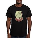 Gagarin Men's Fitted T-Shirt (dark)