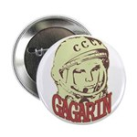 "Gagarin 2.25"" Button"