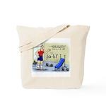 Math Stretches Tote Bag