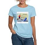 Math Stretches Women's Light T-Shirt