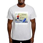 Math Stretches Light T-Shirt