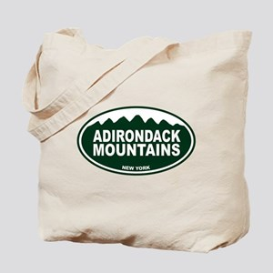 Adirondack Mountains Tote Bag