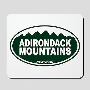Adirondack Mountains Mousepad