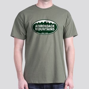 Adirondack Mountains Dark T-Shirt