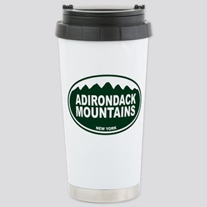 Adirondack Mountains Stainless Steel Travel Mug
