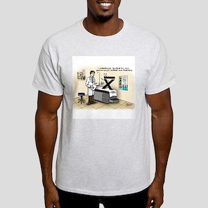 Blue Pill Kurtosis Light T-Shirt