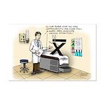 Blue Pill Kurtotic Mini Poster Print