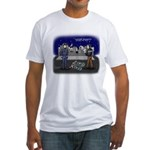 Canceling Out Fitted T-Shirt