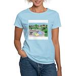 Fibonacci Hopscotch Women's Light T-Shirt