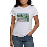 Fibonacci Hopscotch Women's T-Shirt
