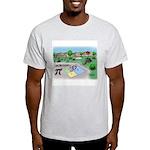 Fibonacci Hopscotch Light T-Shirt