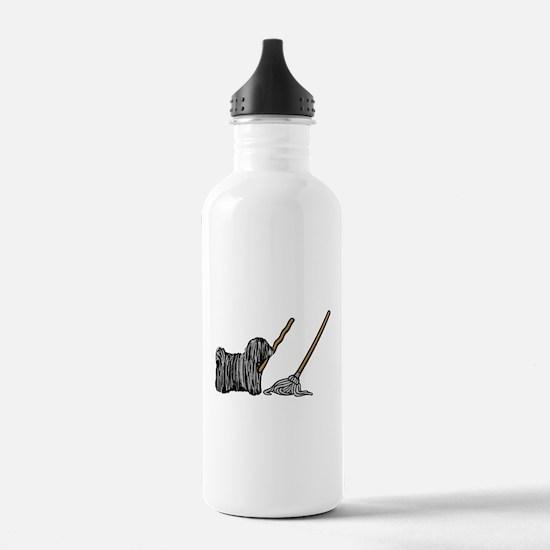 Puli Mop Water Bottle