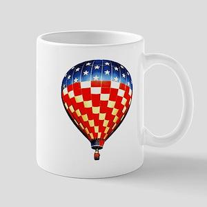 American Hot Air Balloon Mug