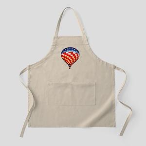 American Hot Air Balloon Apron