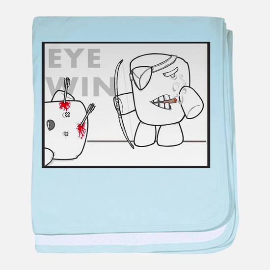 Brain Product #5 baby blanket