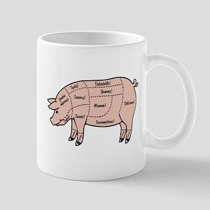 Pork Cuts 1 Mug