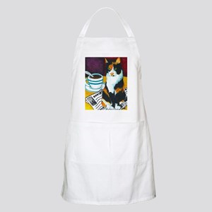 Molly's Morning BBQ Apron