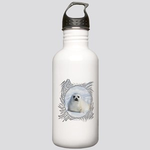 Harp Seal Stainless Water Bottle 1.0L