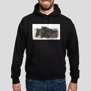 4-H Horses Hoodie (dark)