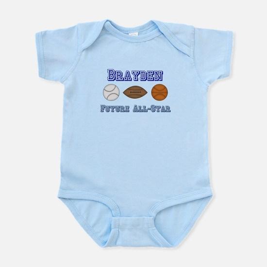 Brayden - Future All-Star Infant Bodysuit