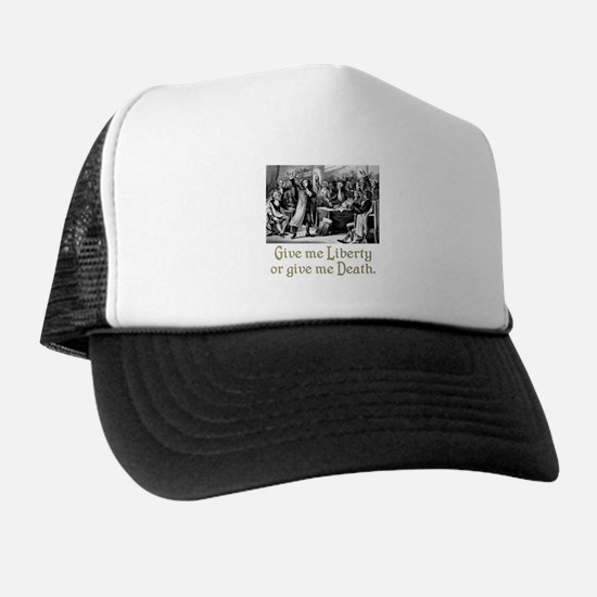 Give me Liberty... Trucker Hat