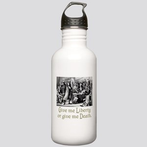 Give me Liberty... Stainless Water Bottle 1.0L