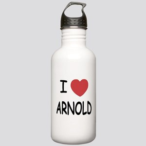 I heart Arnold Stainless Water Bottle 1.0L