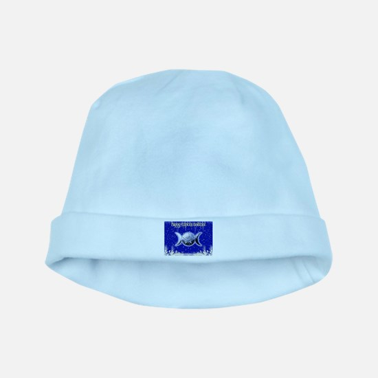 Winter Solstice 2 baby hat